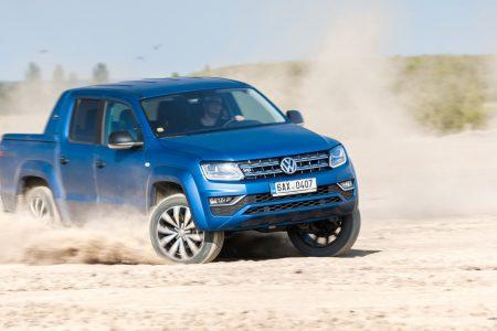 Redakční autotest: Volkswagen Amarok je dříč s luxusní výbavou