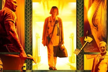Recenze: Hotel Artemis – lákavé upoutávky, Jodie Foster, ale zbytečný film
