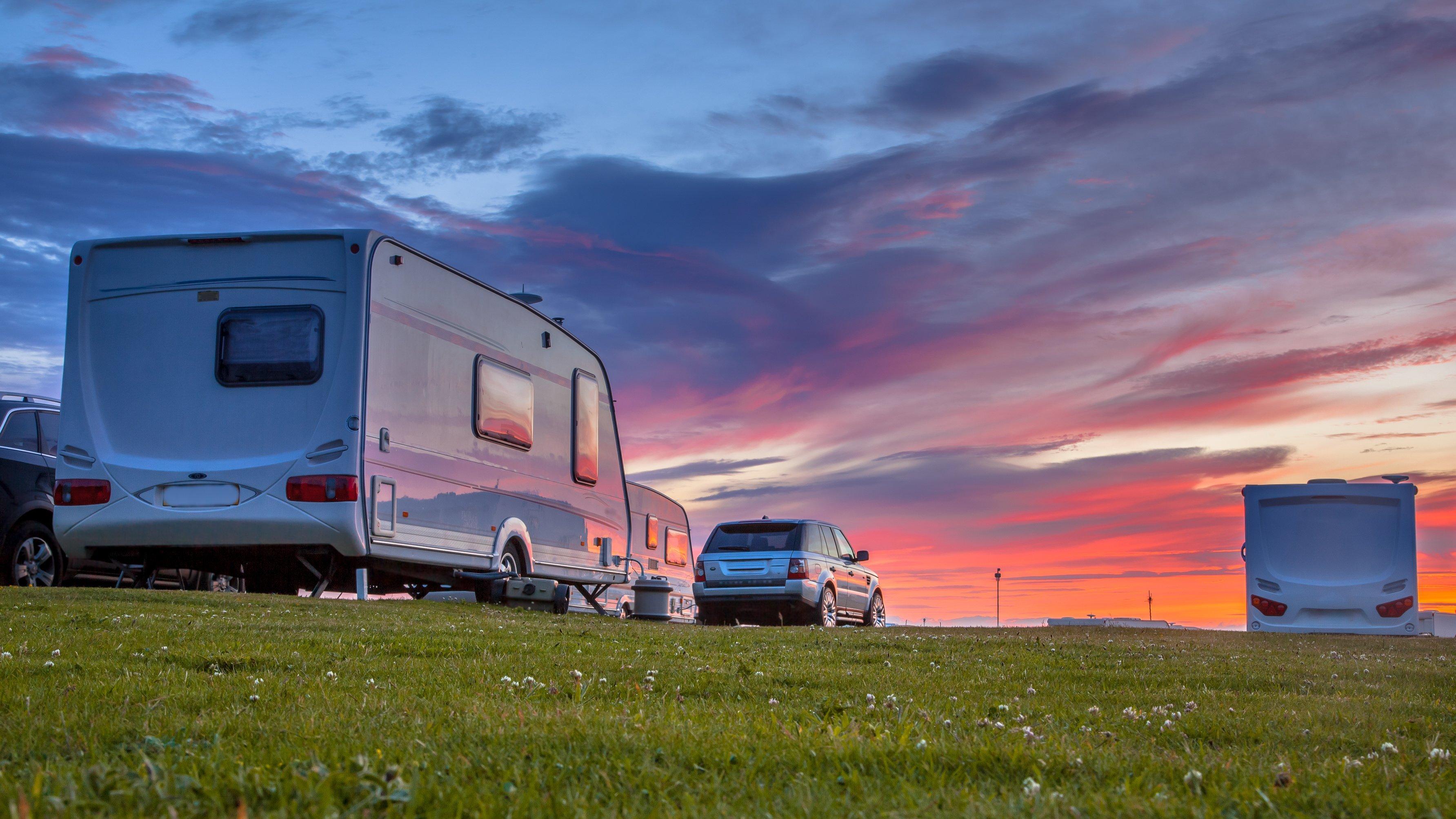 Nejlepší doplňky pro karavan