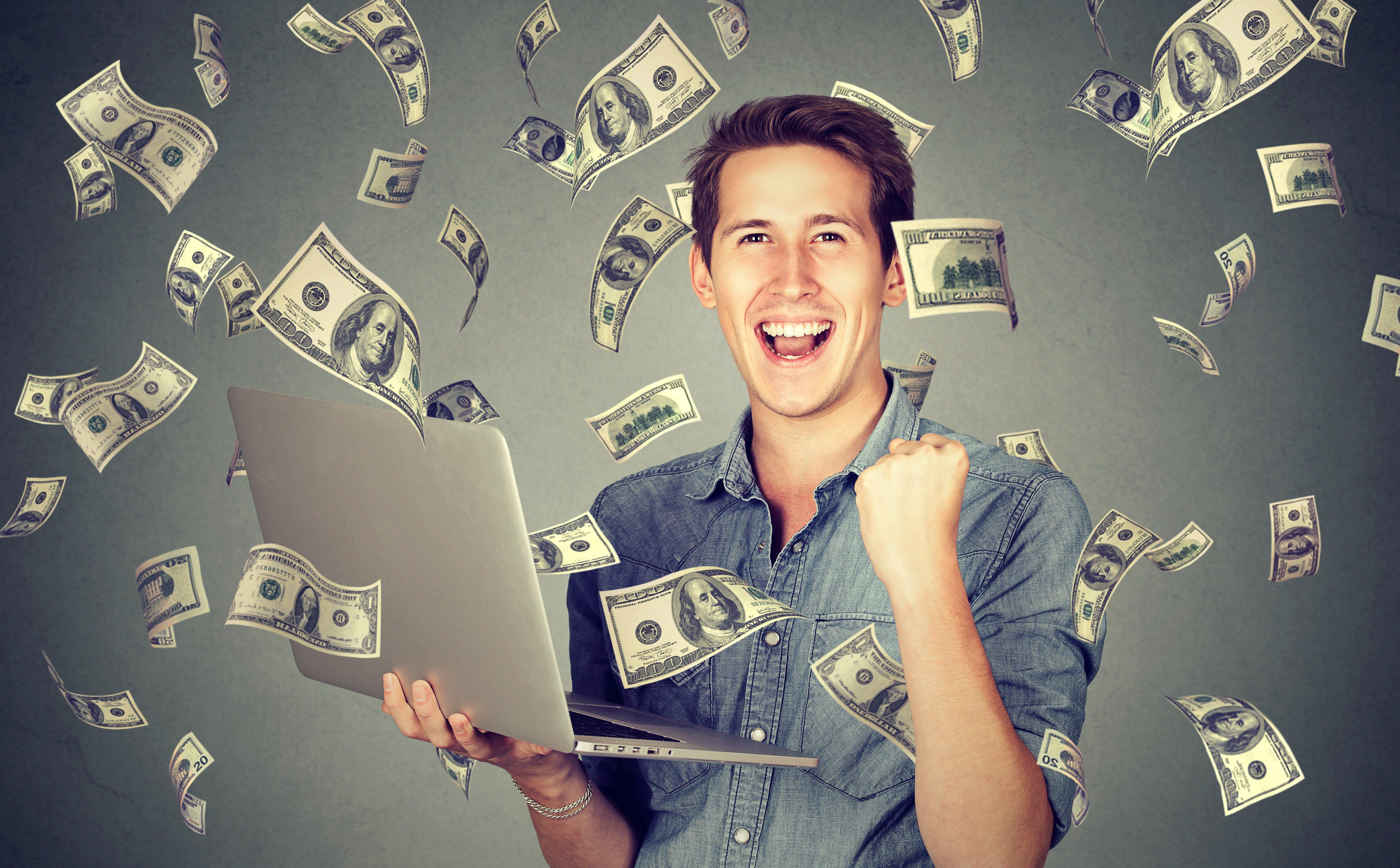 Internet a jak vydělat peníze