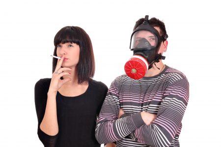 Psychického ekvilibrium! Proč kuřáci vytěsňují z vědomí realitu?