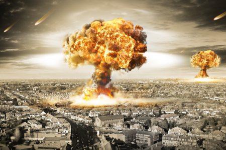 Nukleární hrozba