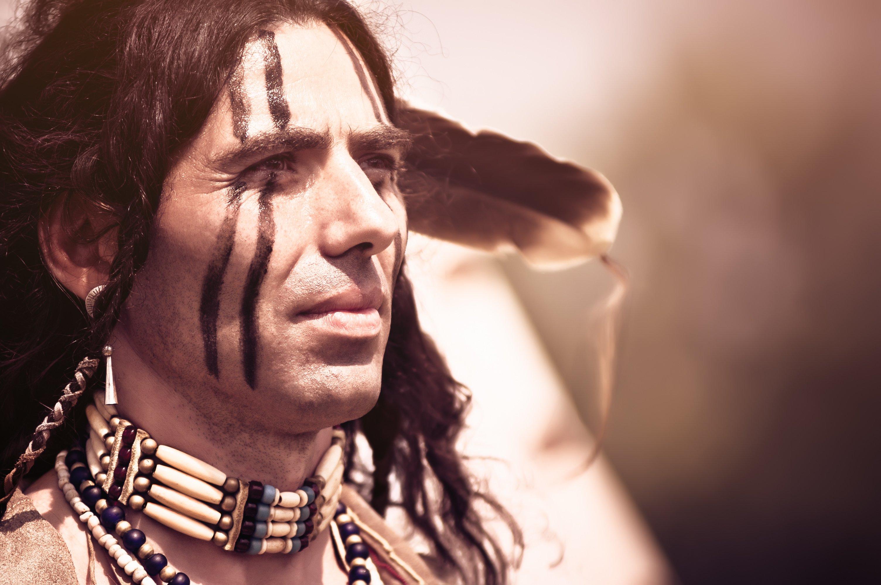 Původní obyvatelé ameriky