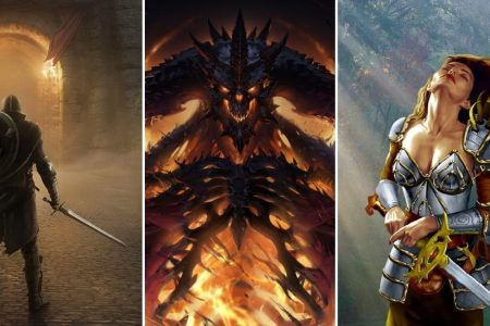 The Elder Scrolls: Blades, Diablo: Immortal, Neverwinter Nights
