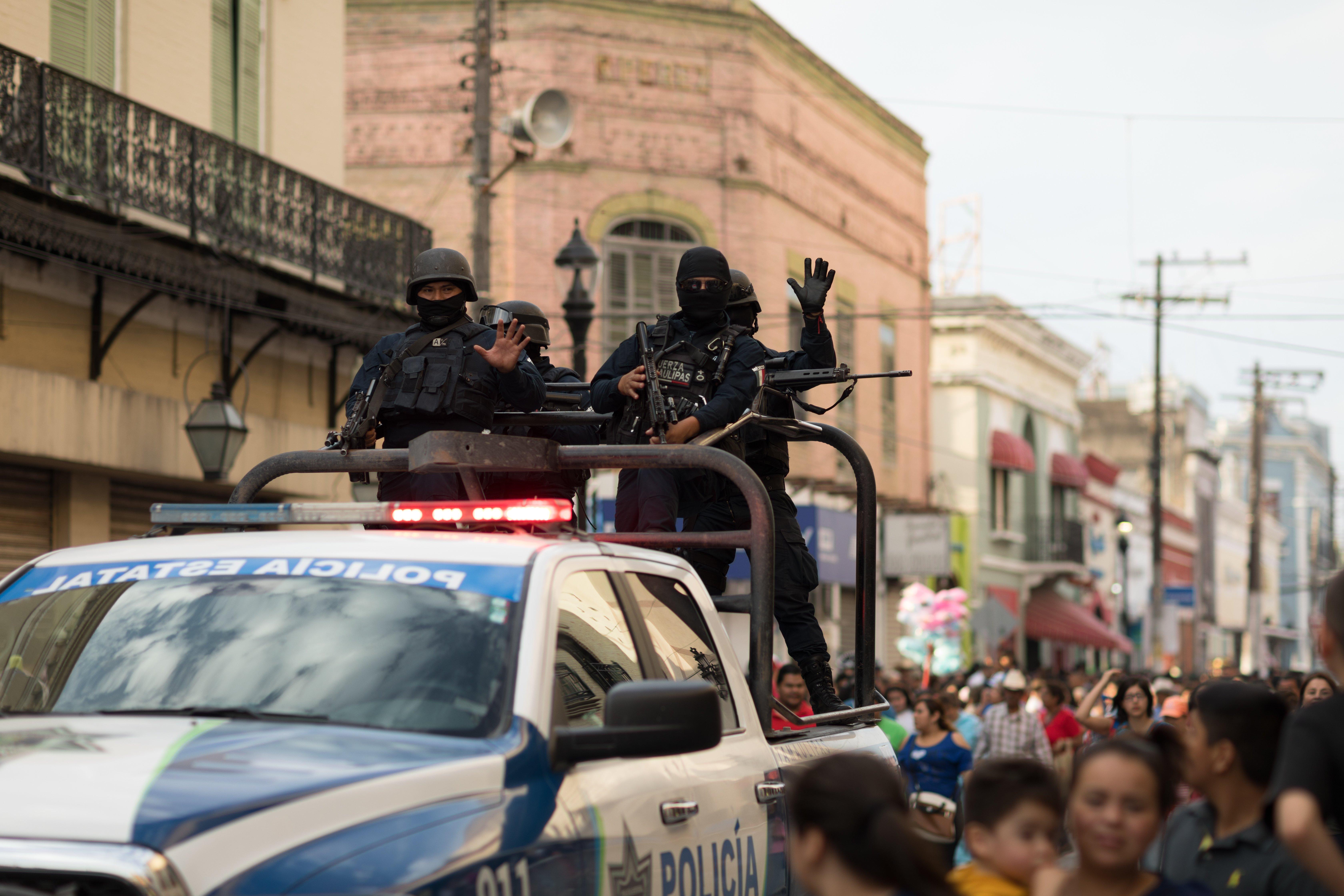 Válka s drogovými kartely v Mexiku zrodila Los Buscadores.
