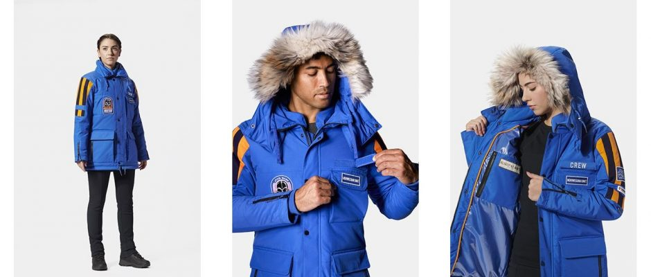 COLUMBIA X Star Wars EMPIRE CREW PARKA