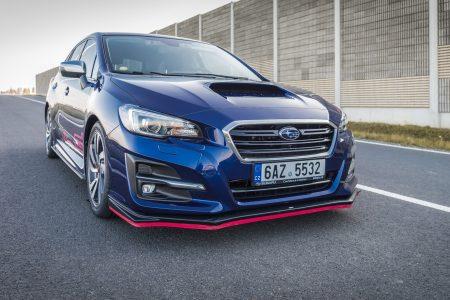 Subaru Levorg STI Edition