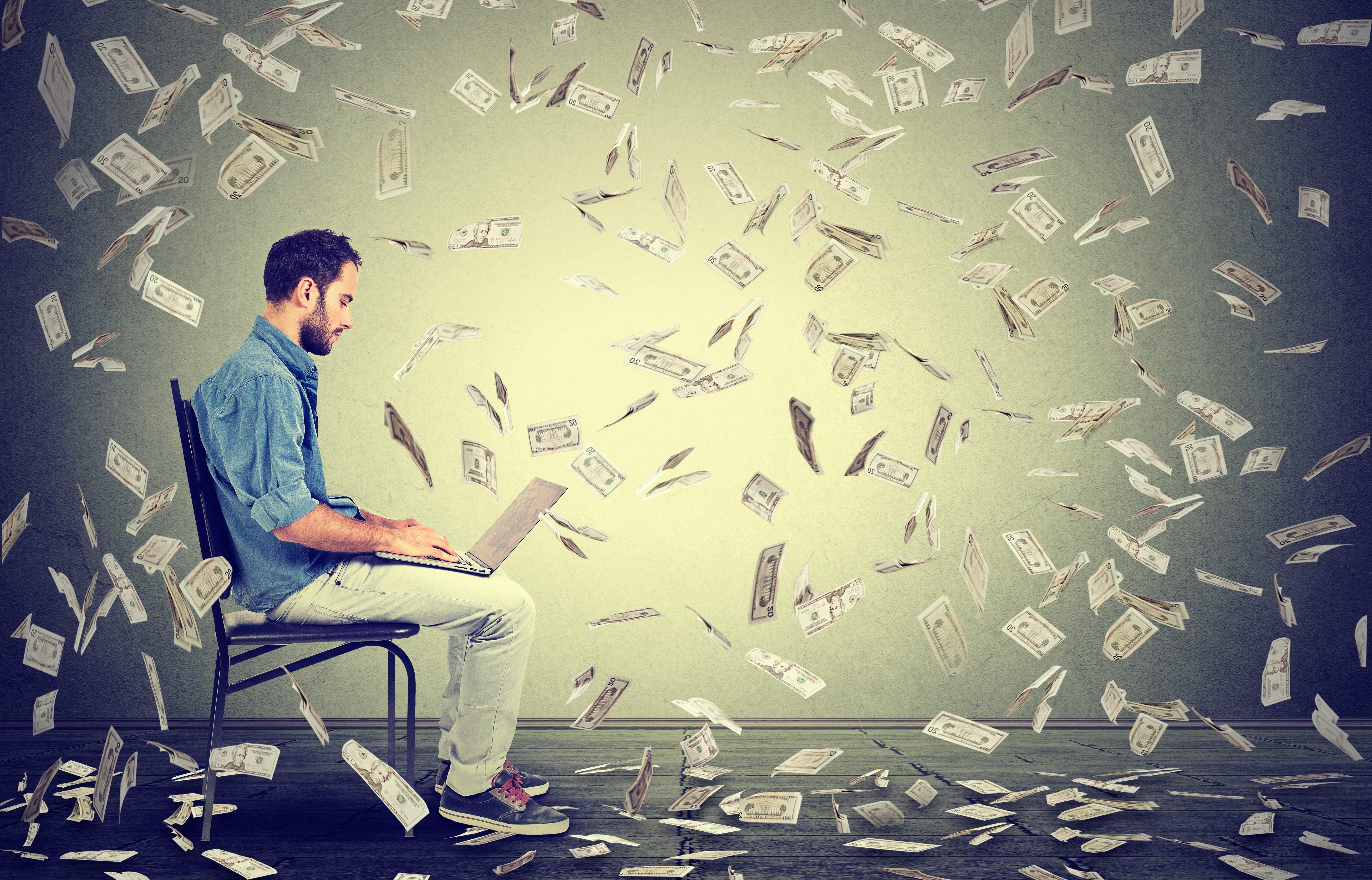 Téma peníze: kolik jich je na světě?