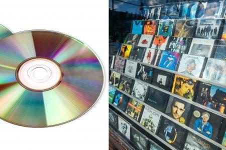 CD se jako fyzický hudební nosič stále drží