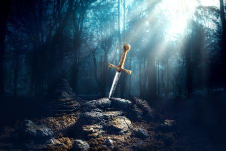 Král Artuš, meč Excalibur a hrad Kamelot. Možná mají legendy pravdu!