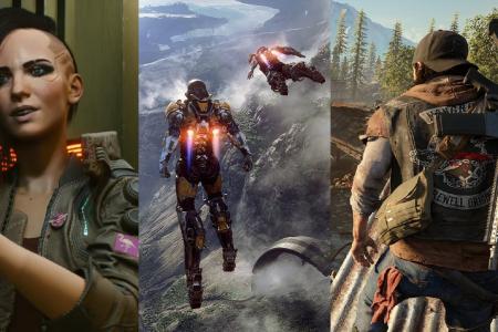 Očekávané herní tituly roku 2019