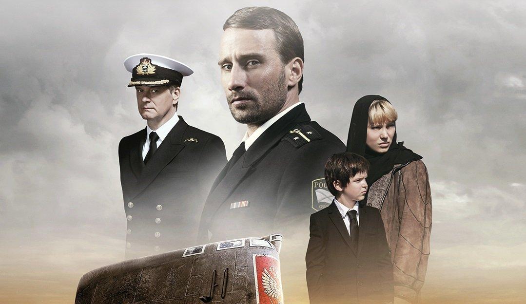 Filmové drama Kursk