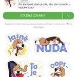 Psí svět_Viber