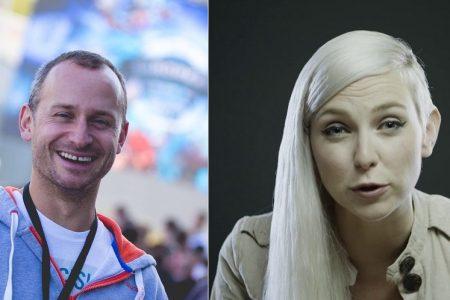 Moderátoři Mikoláš Tuček a Alžběta Trojanová končí vherním pořadu Re-Play