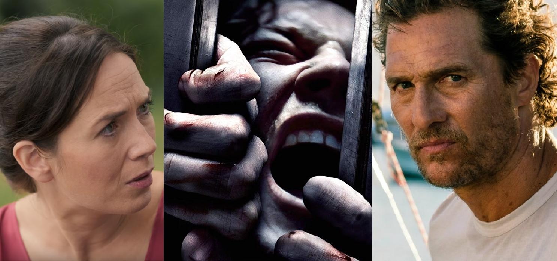 Filmové novinky Ticho před bouří, Úniková hra a 6eny v běhu