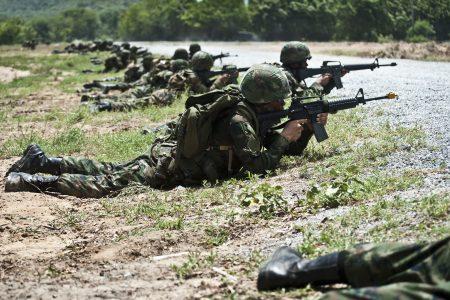 Stres a vyčerpání vojákům nesvědčí