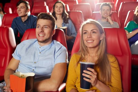 Valentýn je za rohem. Co takhle vzít jí do kina?