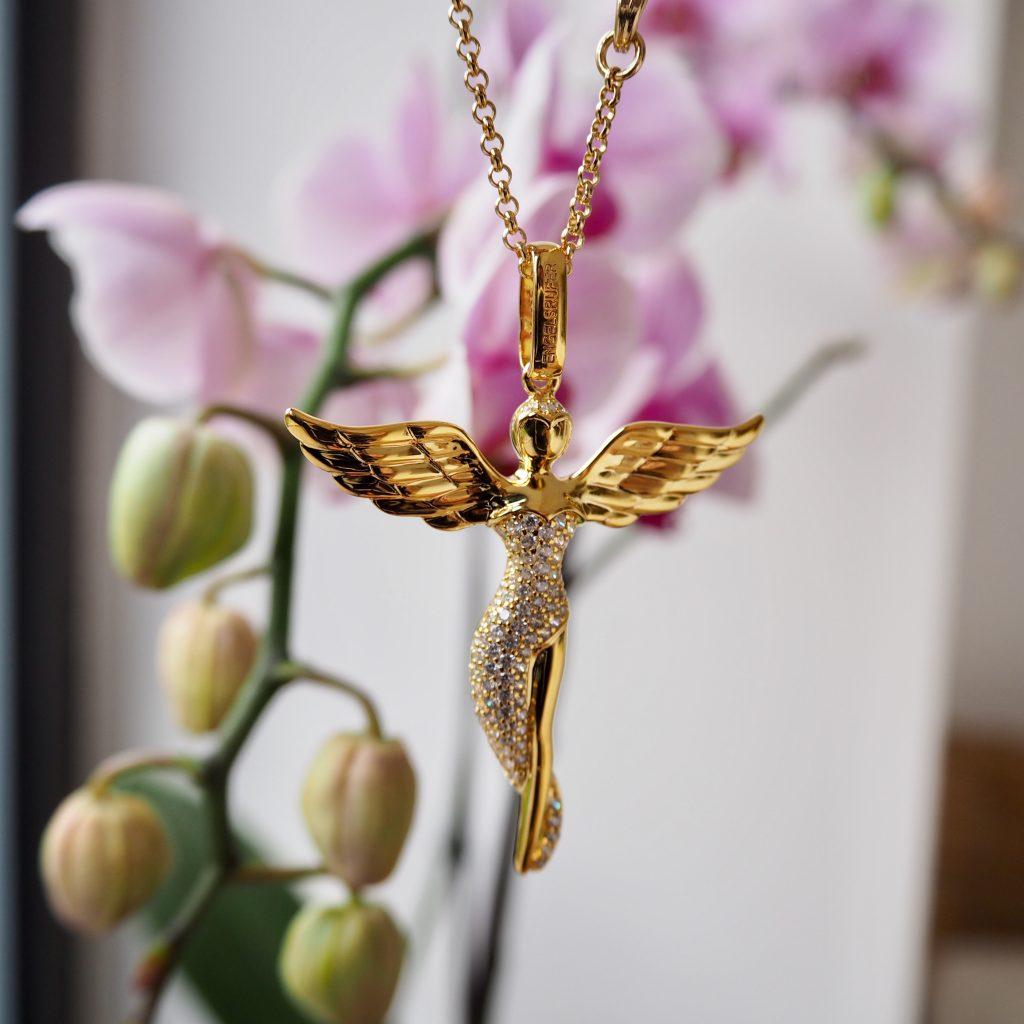 andělský šperk
