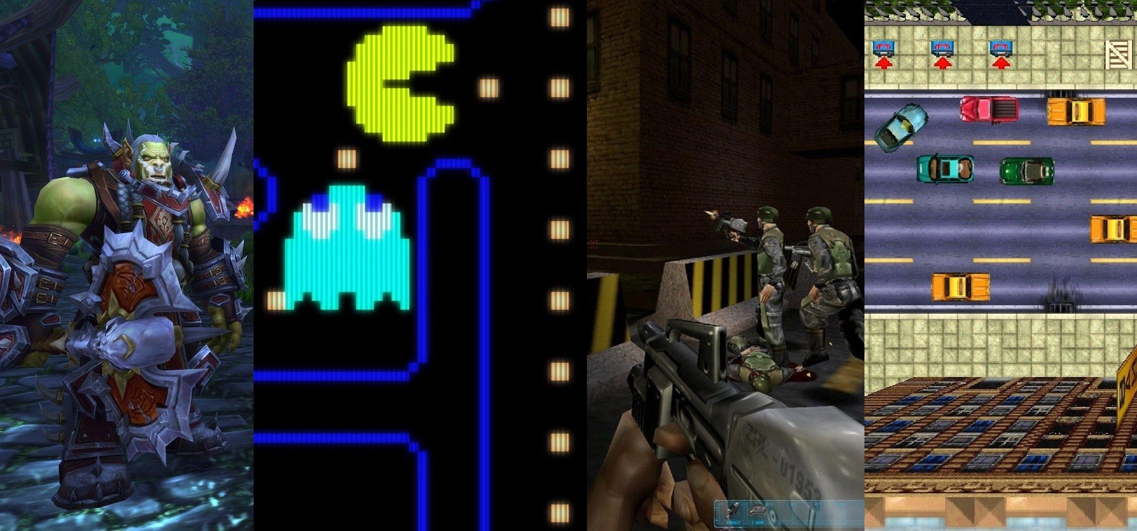 Videohra sexuální scéna