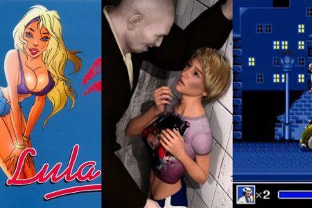 Některé videohry zaujaly především svou podivností