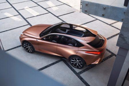 Lexus nové sportovní SUV