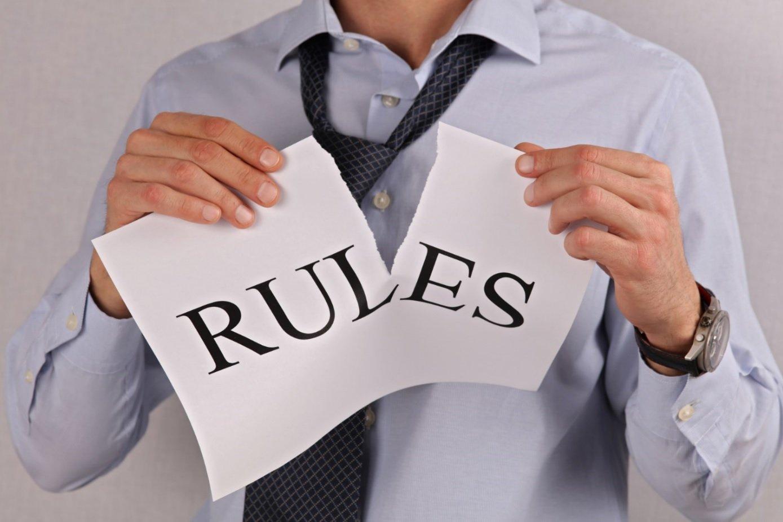 Komu se podařilo chytře obejít daná pravidla?