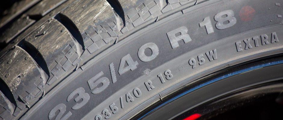 Vyznat se včíselném značení pneumatik není žádná věda