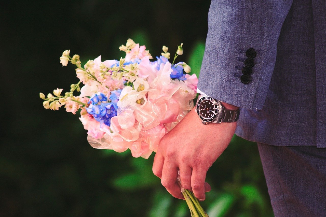 Jaké květiny věnovat kvýročí