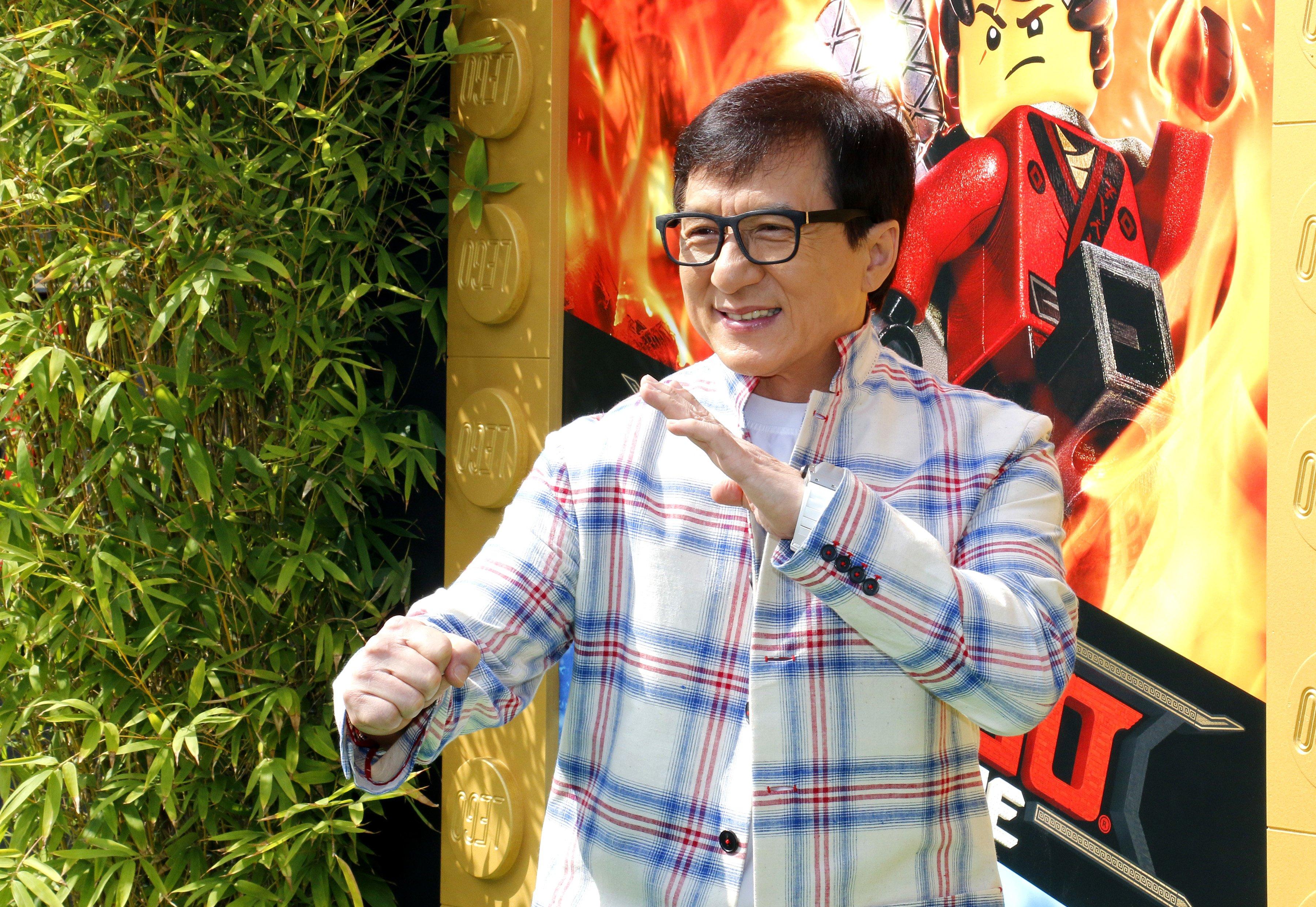 Jackie Chan ještě na filmový důchod nepomýšlí