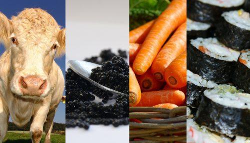 Proměny jídla. Jak se oblíbené pokrmy měnily v průběhu staletí