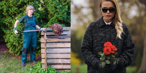 Pohřeb do země vlastně není vůbec ekologická záležitost