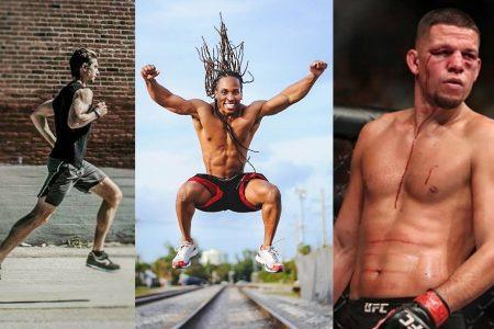 Bez masa. Profi sportovci, kteří nejedí maso