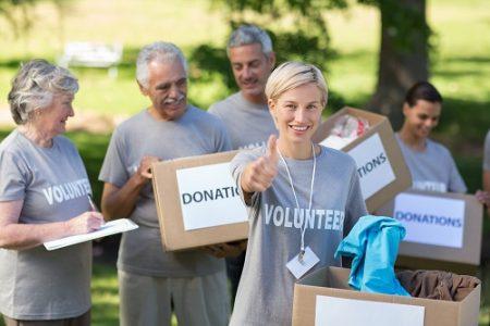 Ne vždy se charita setká s úspěchem