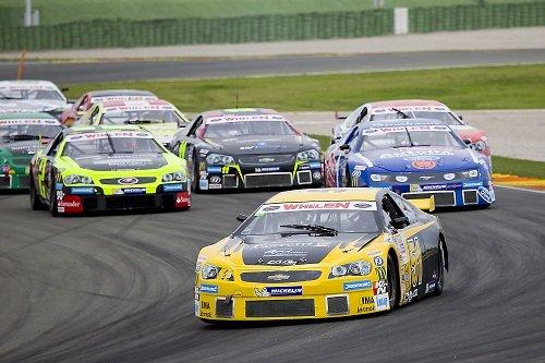 NASCAR Euro Wheelen Series