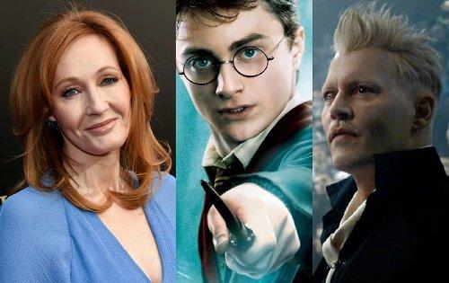 Rowlingová by měla rychle přestat psát