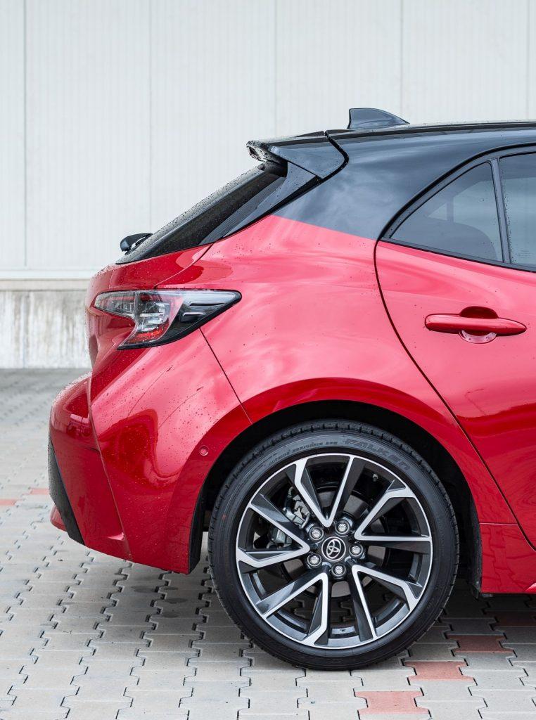 Toyota Corolla je úplně nové auto