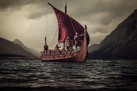 Vikingové. Mořeplavci a válečníci objevili Ameriku a pojmenovali Rusko