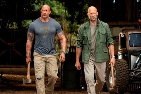 Rychle a zběsile: Hobbs a Shaw předvedli, že Vin Diesel není potřeba