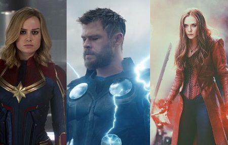 Nejsilnější z Avengers. Víme, kdo je mocnější než Captain Marvel