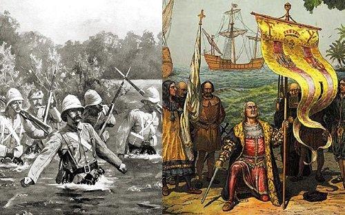 Největší koloniální zvěrstva naší historie. O čem se dnes raději nemluví