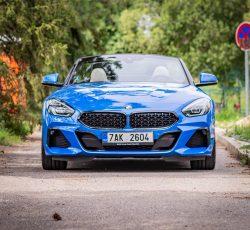 Zdá se vám, že BMW dělá příliš velké ledvinky? Z4 ukazuje, že ne vždy.