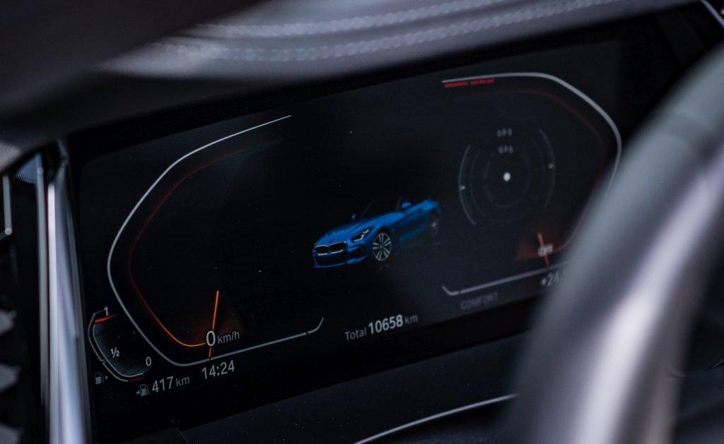 BMW Z4 je kombinace klasického roadsteru a hi-tech technologií