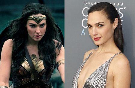 """Gal Gadot: """"Děkuji za roli Wonder Woman."""" Herečka má kořeny i v Česku"""