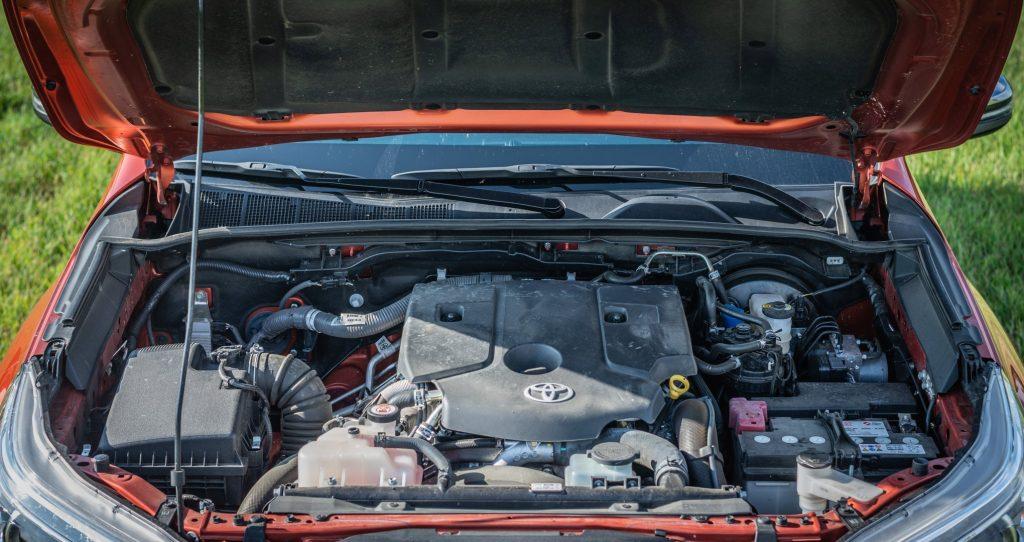 Toyota Hilux / zdroj: prochlapy.cz