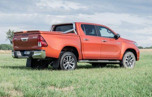 Náš autotest: Toyota Hilux je na trhu 50 let. Nová generace přináší změny