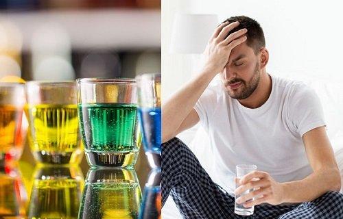 Barva drinku a kocovina spolu úzce souvisí. Co může za ranní bolest hlavy