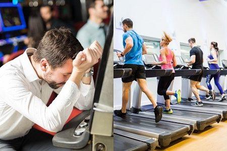 Fitness centra vydělají víc než kasína. Triky, kterými vás připraví o peníze