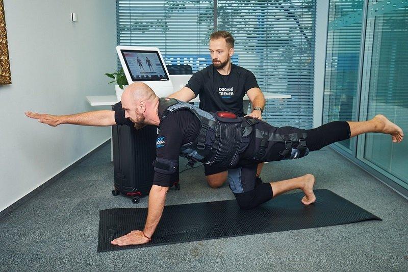 BodyBody nově nabízí EMS tréninky vpohodlí vašeho domova