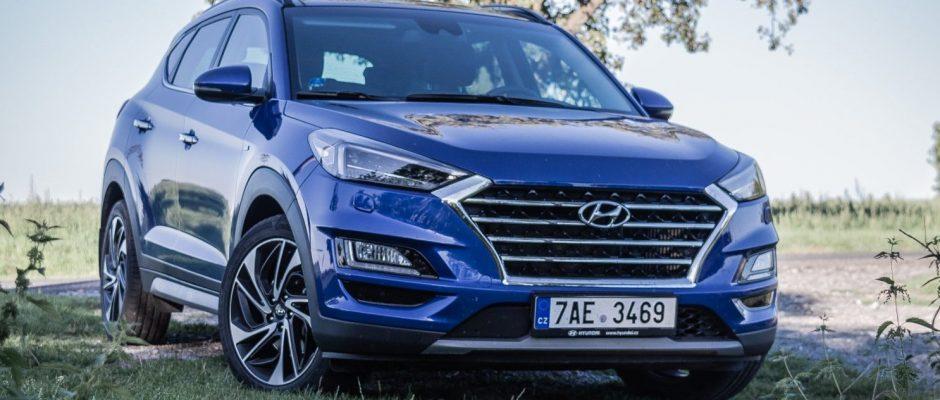Náš autotest: Hyundai Tucson. Komu se vyplatí první český hybrid