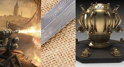 Záhadné technologie z historie. Zapomenuté recepty i tajemné artefakty